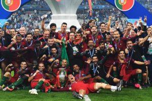 تعرف علي قائمة منتخب البرتغال لكأس القارات 2017