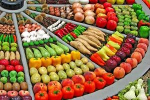 كيف تختارين الخضار والفاكهة