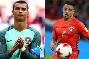 مشوار منتخب البرتغال ينتهي عند عقبة تشيلي