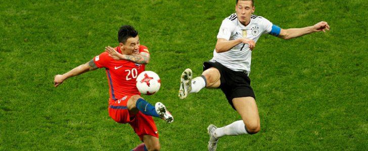 تعرف علي القنوات الناقلة للمباراة النهائية من كأس القارات 2017