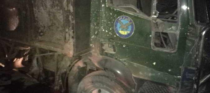 استشهاد ضابط و إصابة آخر و 3 مجندون علي طريق الأوتوستراد