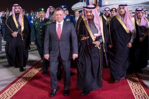 أخيراً الأردن  تتحد مع دول الخليج ضد قطر