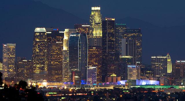 ولاية لوس أنجلوس