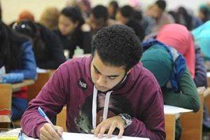 تظلمات الطلبة من صعوبة إمتحنات الثانوية العامة