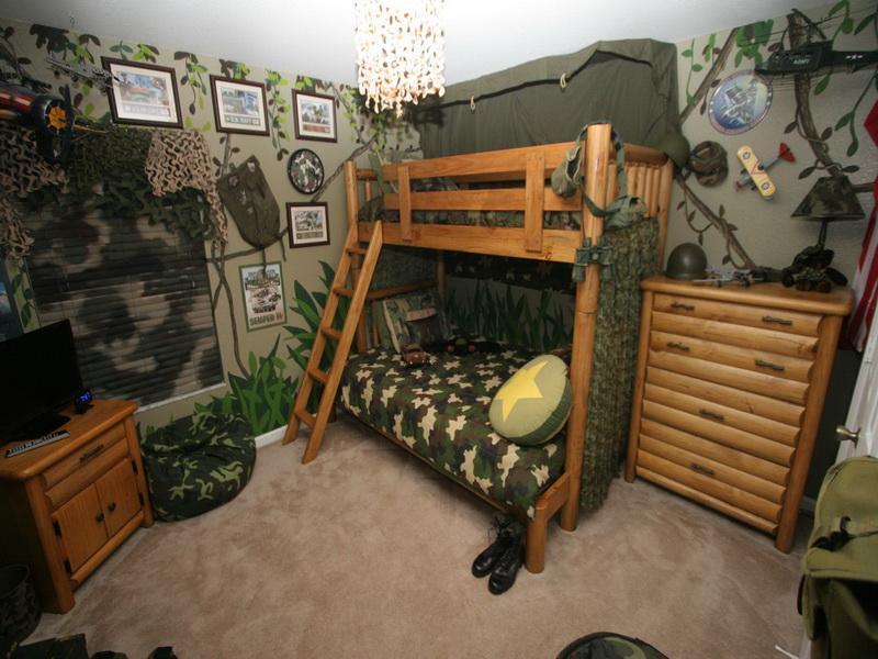 صور حوائط غرف نوم أطفال ٢٠١٧