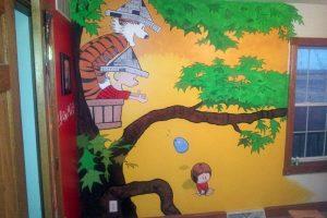 ديكورات حوائط غرف الأطفال لعام ٢٠١٧