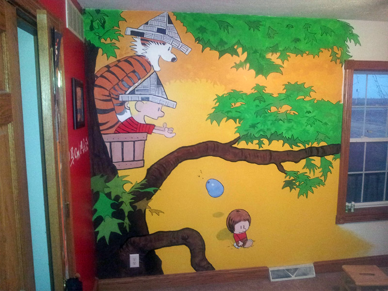 Photo of ديكورات حوائط غرف الأطفال لعام ٢٠١٧