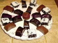 طريقة عمل حلوي الشيكولاته بدون فرن