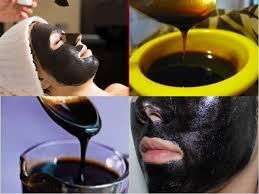 العنايةبالبشرة بالعسل الأسود