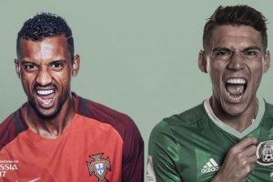 البرتغال والمكسيك يتعادلان في اليوم الثاني لكأس القارات