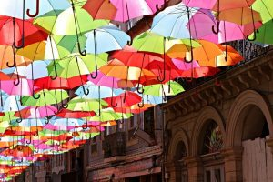شوارع البهجة بالبرتغال