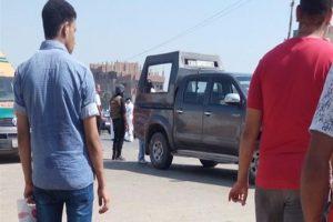 تفاصيل حادث كمين أبو صير الإرهابي بالبدرشين