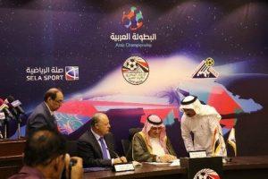 تعرف علي القنوات المفتوحة الناقلة مباريات البطولة العربية للأندية ٢٠١٧ مجاناً