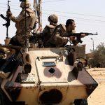 إحباط عملية إرهابية كبيرة كانت تستهدف إحدى الارتكازات الأمنية بجنوب مدينة العريش