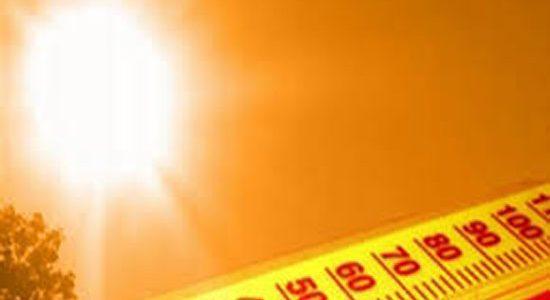 درجات الحرارة المتوقعة وحالة الطقس اليوم الأحد 16/7/2017 في مصر والعواصم والمدن العربية