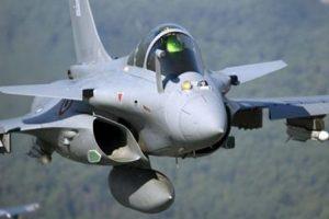 """مصر تستقبل الدفعة الرابعة من الطائرات الفرنسية """"رافال"""""""