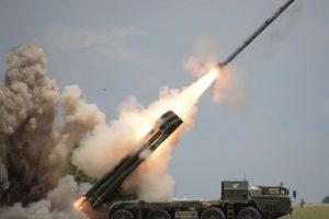 كوريا الشمالية تطلق صاروخاً جديداً اليوم