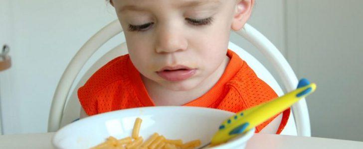 أسباب فقدان الشهية عند الاطفال