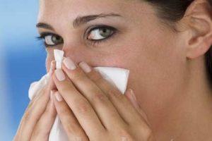 حساسية الأنف وطرق علاجها
