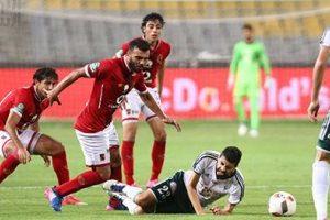 شاهد أهداف مباراة الأهلي والمصري بالدوري المصري الممتاز
