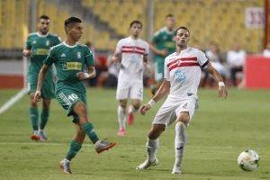 نتيجة مباراة الزمالك وأهلي طرابلس الليبي بدوري أبطال إفريقيا