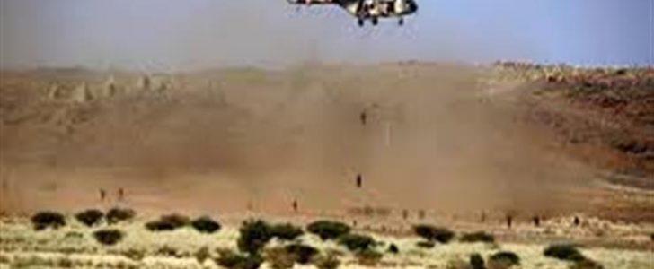 انتصار القوات المسلحة على الكوادر الإرهابية في سيناء