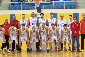 مصر تواجهة الماكينات الألمانية في بطولة كرة السلة