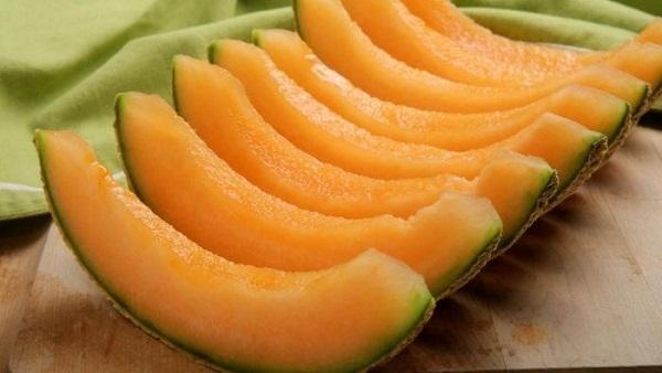 فوائد فاكهة الشمام