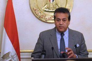 وزير التعليم العالي يعفي أبناء شهداء الوطن من المصروفات الدراسية