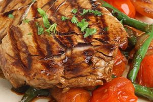 طريقة طهي سمك التونه بطريقة سهلة وسريعة