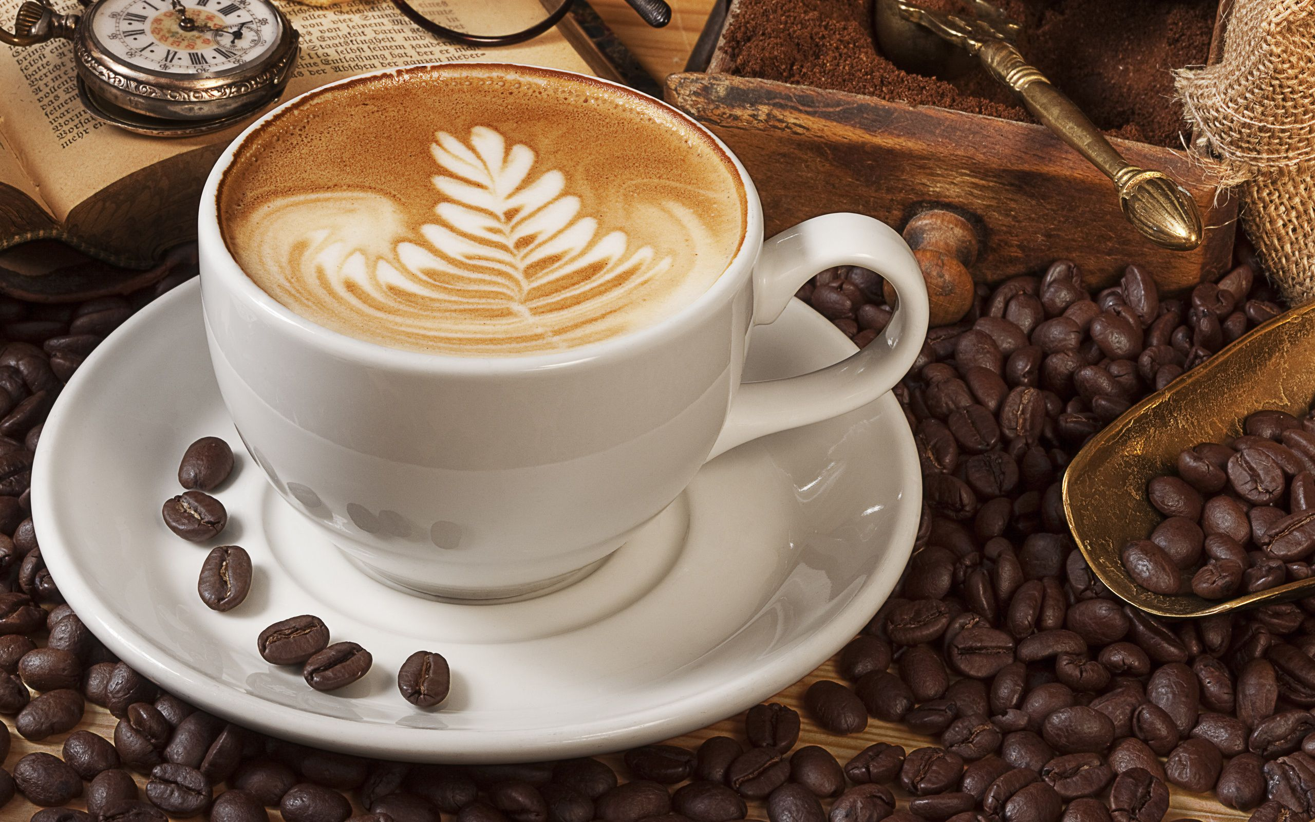 Photo of إلي عشاق القهوة … كيف تصنع رغوة  الكابتشينو