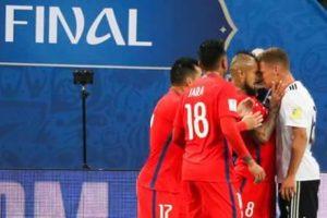 تقرير عن الأدوار النهائية بكأس القارات روسيا 2017