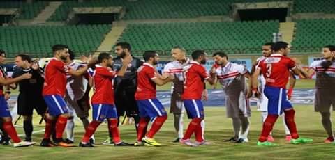 موعد مباراة الزمالك القادمة بالدوري المصري 2017