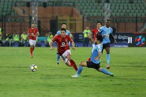شاهد هدف مباراة النادي الأهلي والفيصلي الأردني بالبطولة العربية للأندية ٢٠١٧