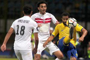 شاهد أهداف مباراة نادي الزمالك والنصر السعودي بالجولة الأخيرة من مجموعات البطولة العربية ٢٠١٧