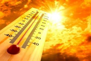 تعرف علي درجات الحرارة المتوقعة غداً الإثنين 3/7/2017