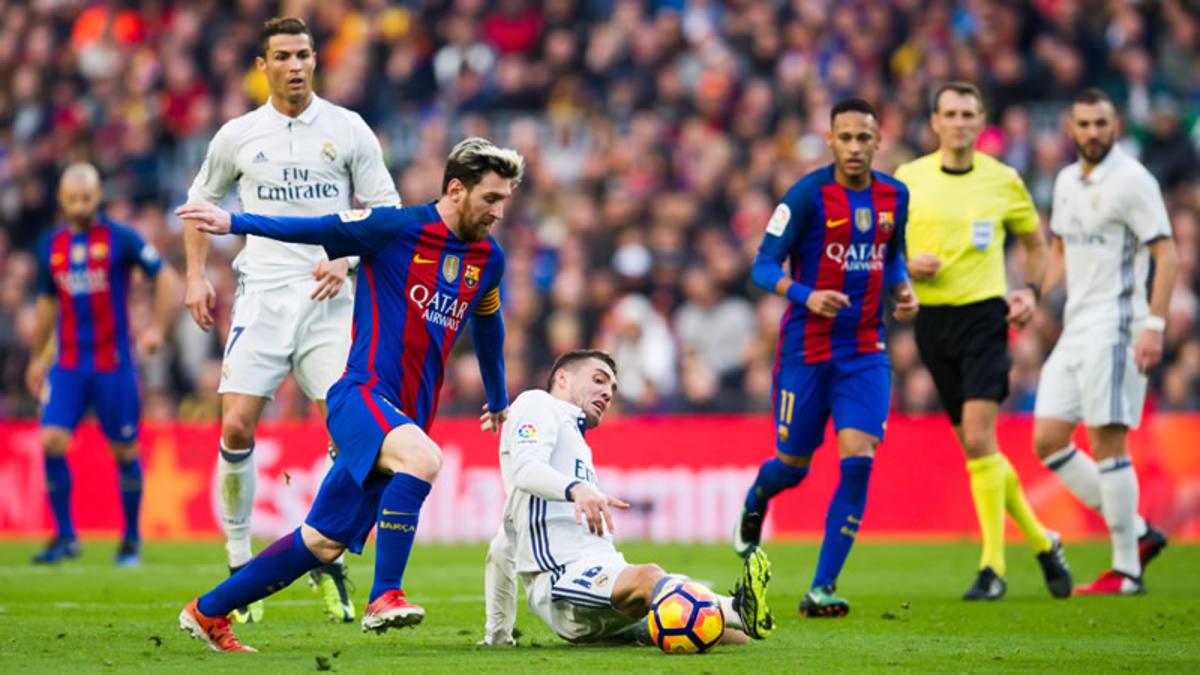 Photo of أون سبورت تعلن عن بث مباراتي السوبر الإسباني بين ريال مدريد و برشلونة