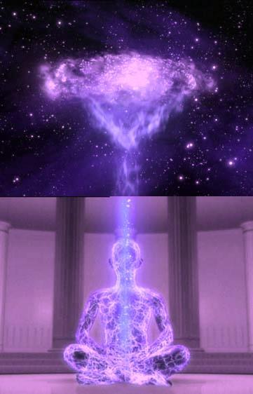 الطاقة الكونية وتأثيرها علي الانسان