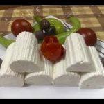 طريقة عمل الجبن ألقريش في المنزل