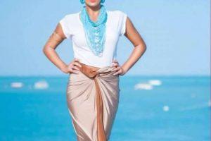 ياسمين صبري ضمن أجمل ١٠٠ وجه في العالم