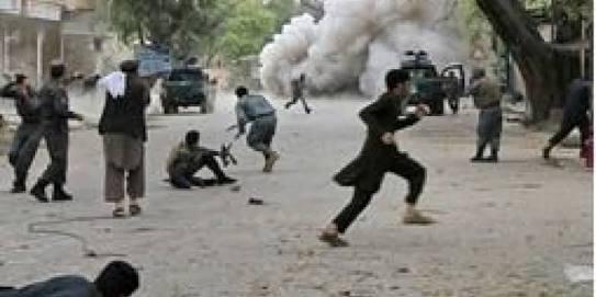 Photo of مقتل اثنين من حراس سفارة العراق في كابل من قبل داعش