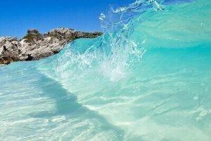 فوائد مياه البحر لعلاج الحساسيه