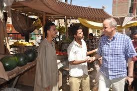 محافظ القاهرة يقرر إنشاء سوق جديد بديل لسوق التونسي