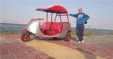 Photo of مهندس ميكانيكا يخترع أول سيارة تعمل بالمياه بدلاً من البنزين