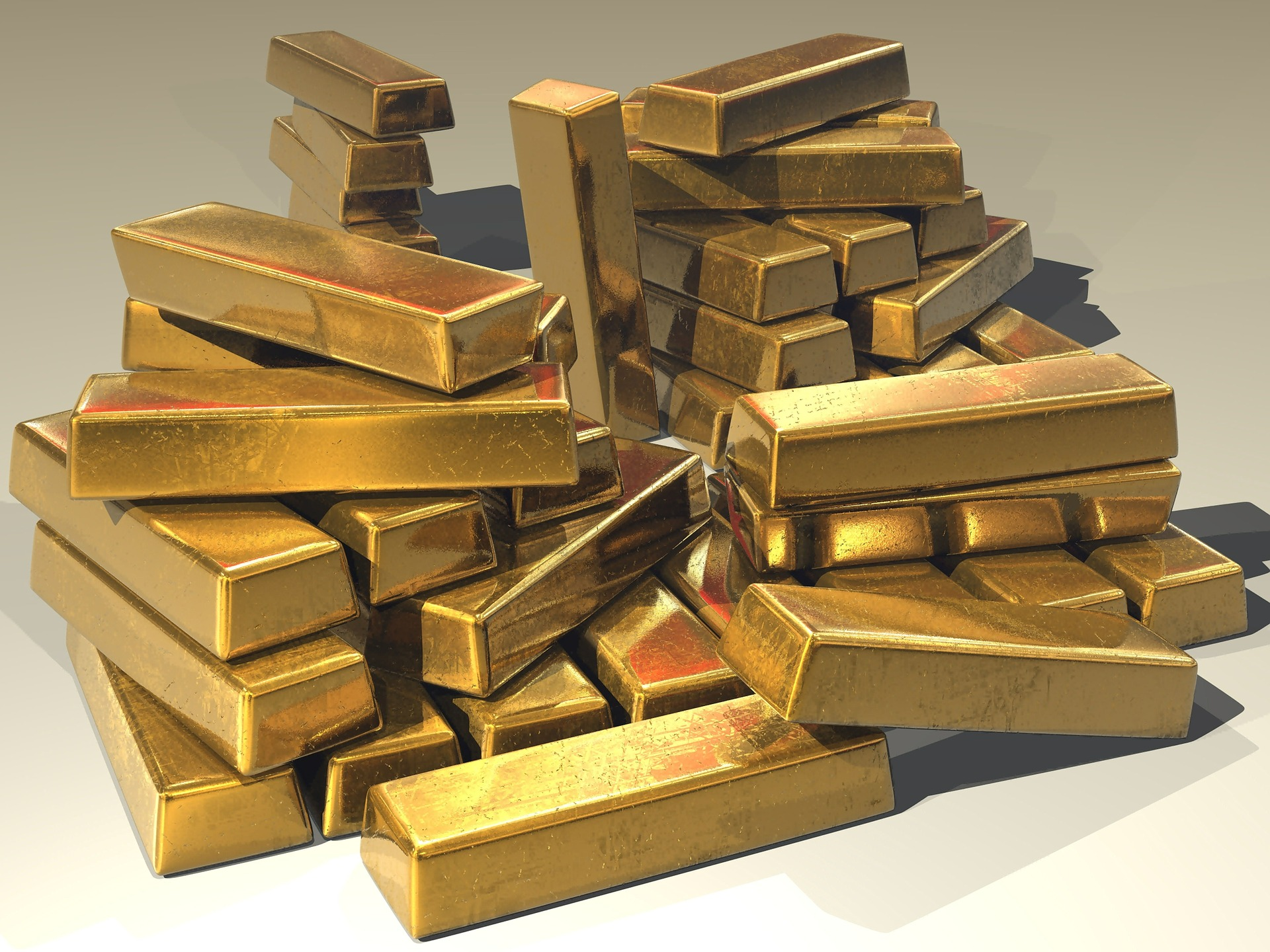 Photo of الذهب يصبح عنصراً أساسياً بالتعاملات الإلكترونية