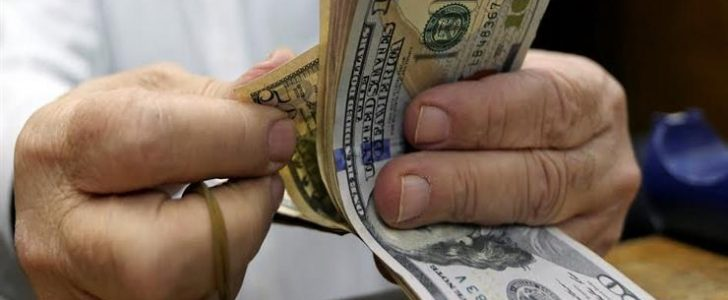 انخفاض سعر الدولار الآن في مصر اليوم الأحد 28-1-2018 في خمس بنوك