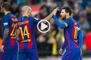 موعد مباراة برشلونة Vs ديبورتيفو ألافيس في الدوري الإسباني اليوم 28-1-2018