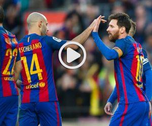 موعد مباراة برشلونة Vs ديبورتيفو ألافيس في الدوري الإسباني اليوم 28-1-2018