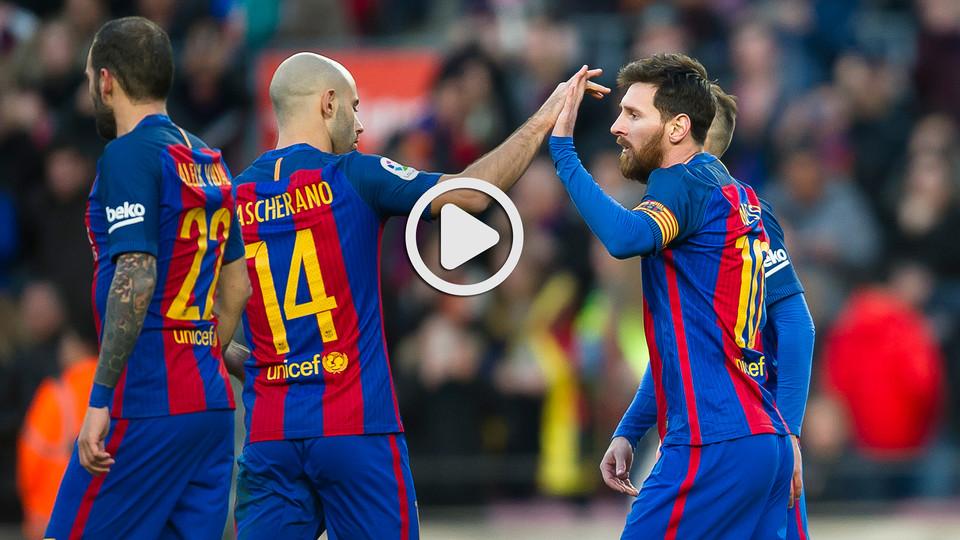 Photo of موعد مباراة برشلونة Vs ديبورتيفو ألافيس في الدوري الإسباني اليوم 28-1-2018