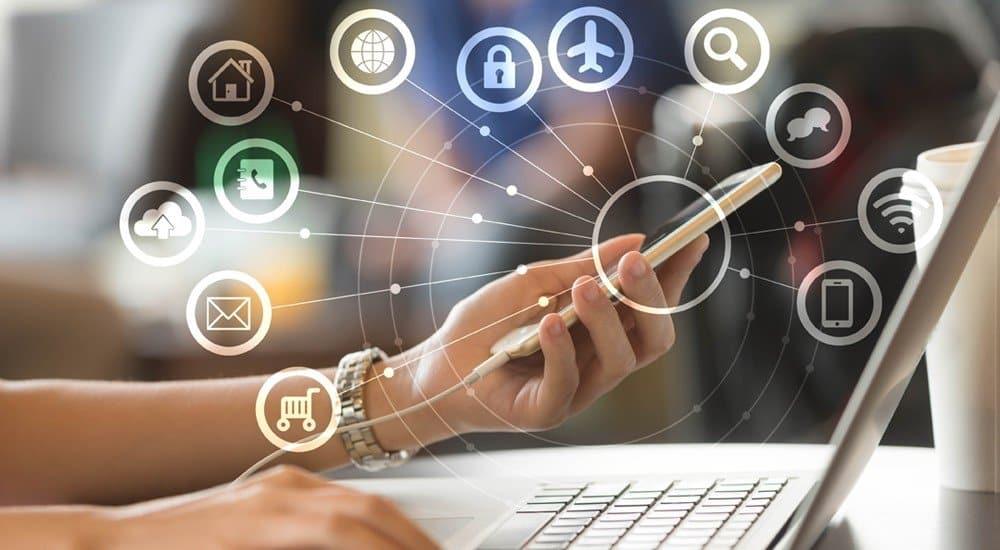 الإعلان والتسويق عبر الإنترنت
